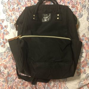 Anello backpack diapper black